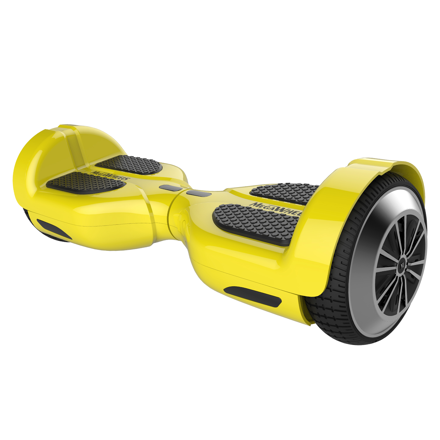 Details About 6 5 Bluetooth Self Balancing Scooter Yellow 2wheels Electric Smart Hover Board