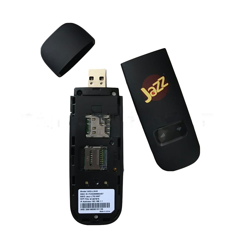 Details about 10 X Unlocked Jazz Wingle WiFi Hotspot 150Mbps LTE 4G 3G USB  Modem Stick Router