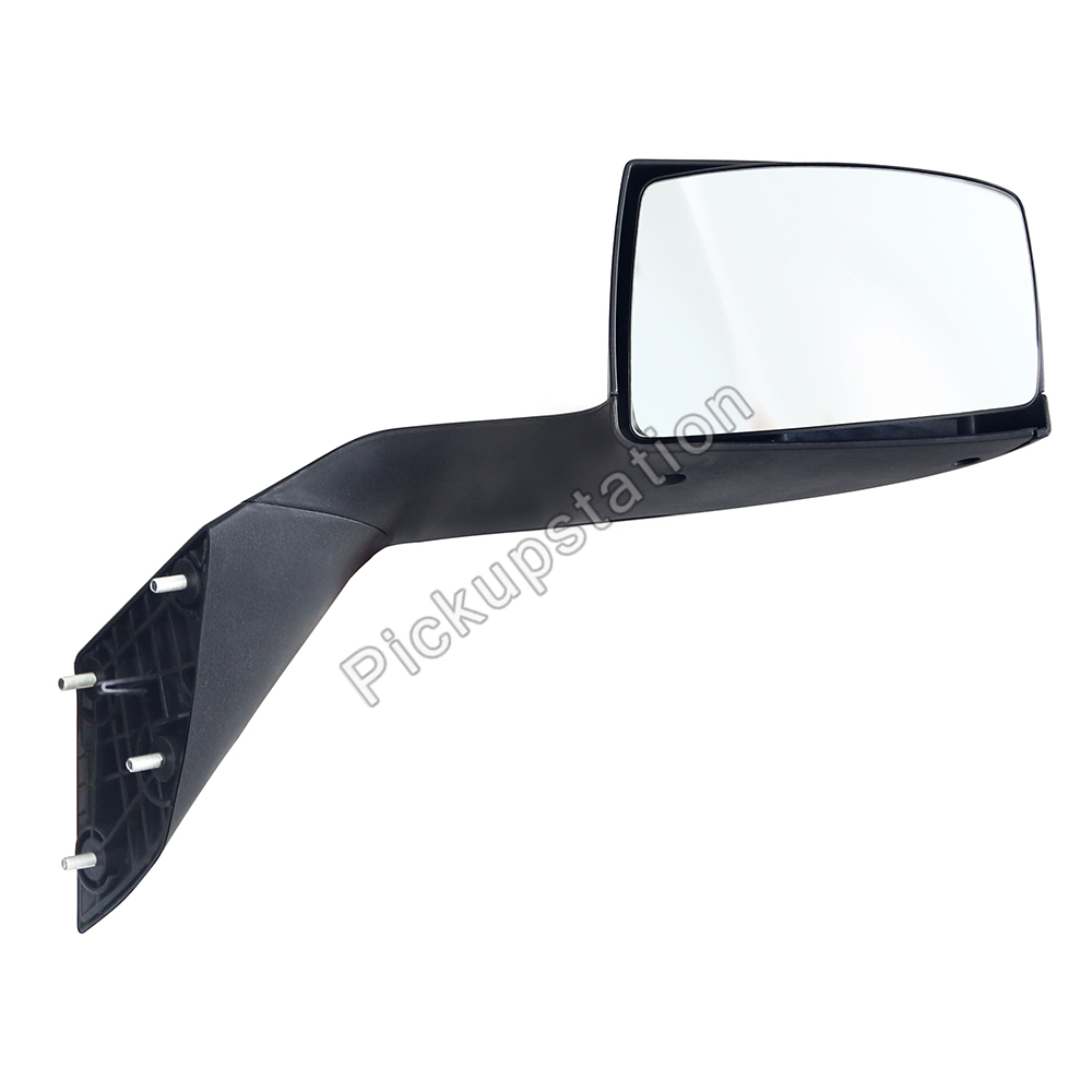 Volvo VNL Black Hood Mirror Left Driver Side 2004-2016 Replaces 82361058