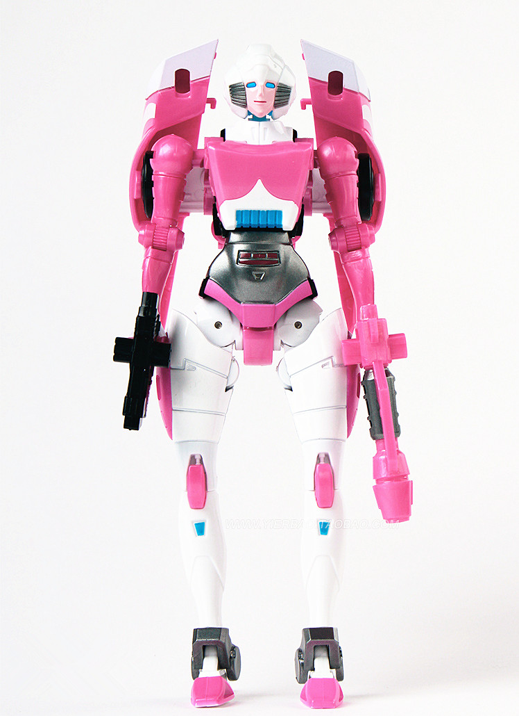 """Transformers Robot Force Arcee 7/"""" Toy Action Figure New in Box"""