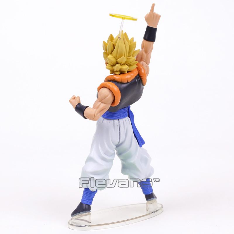 Dragon Ball Z Ultimate DeskTop SD Figure Assembly~ Super Saiyan SS4 Gogeta @3103