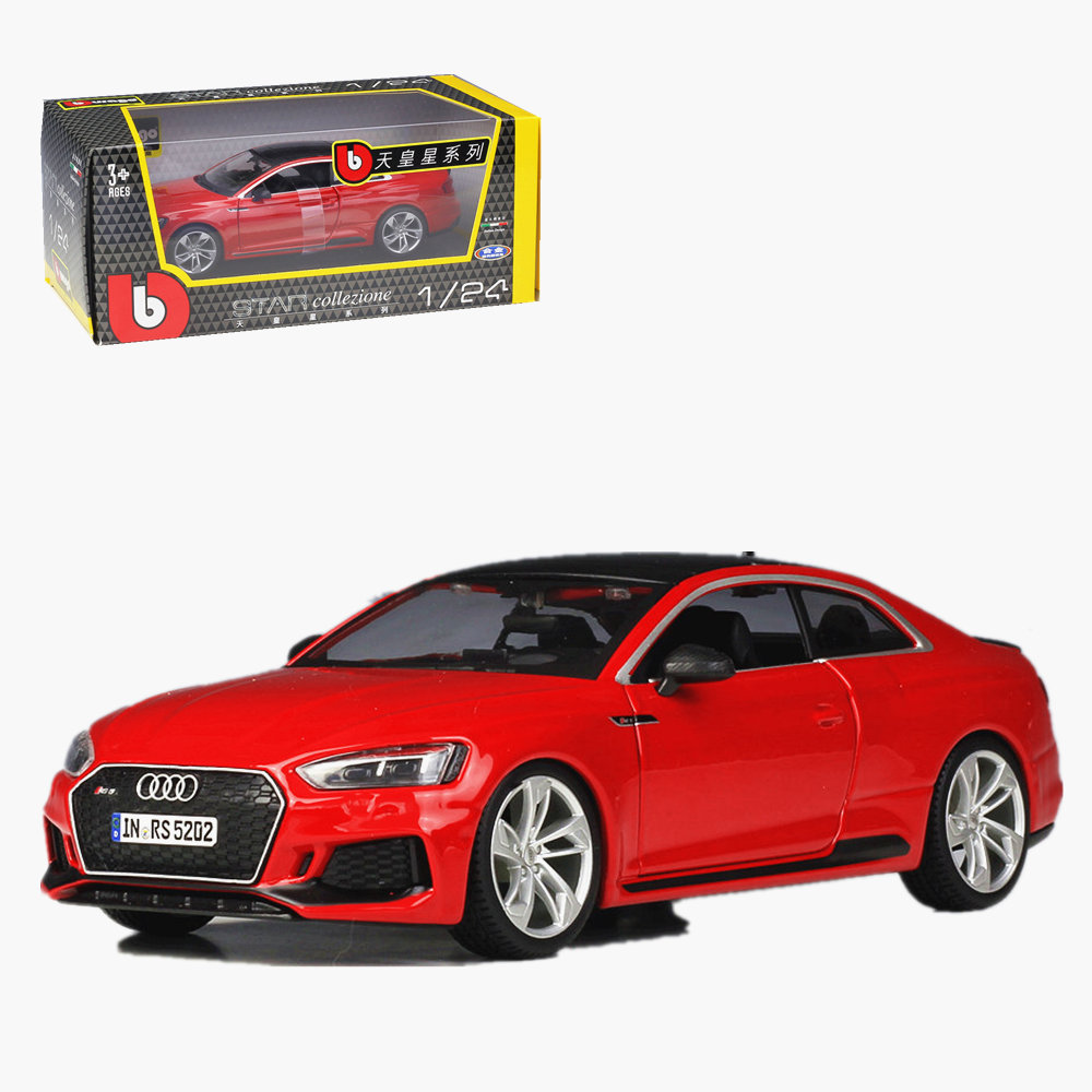 Details about Bburago 11:11 Audi RS11 Coupe Diecast Metal Model Car Toy Red | audi car toy