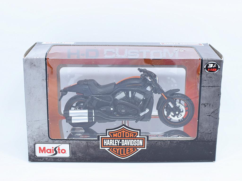 Maisto Harley Davidson 2012 Vrscdx Night Rod Special: 1:18 Maisto Harley Davidson 2012 VRSCDX Night Rod Special
