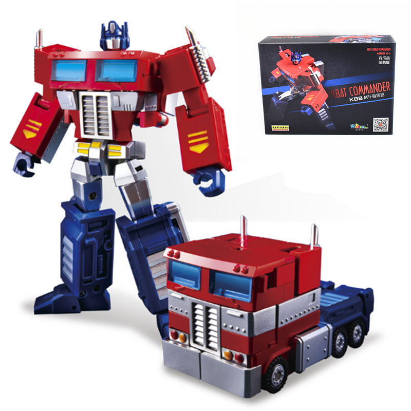 Transformers Optimus Prime KBB MP-10 G1 GT-05 Action Figure Toys In Stock 12cm