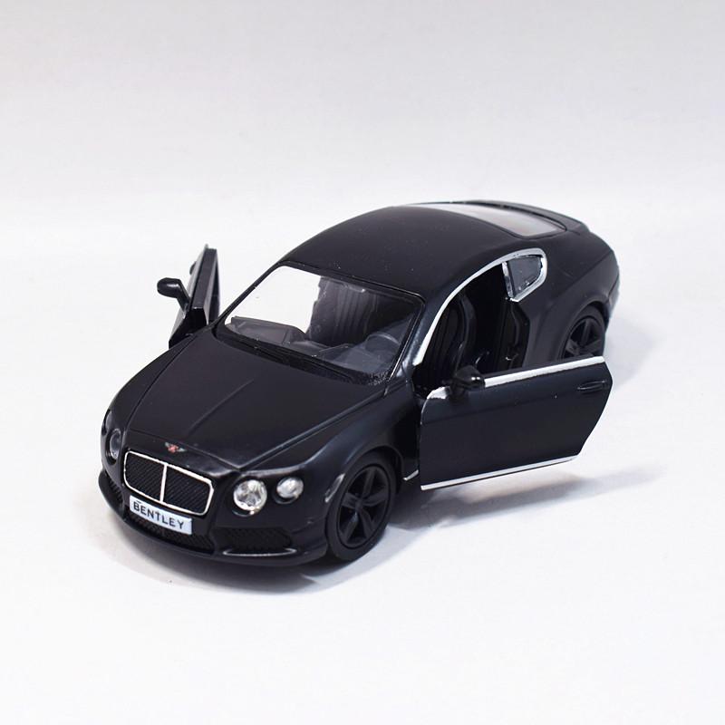 1:36 Bentley Continental GT V8 Diecast Model Car Pullback