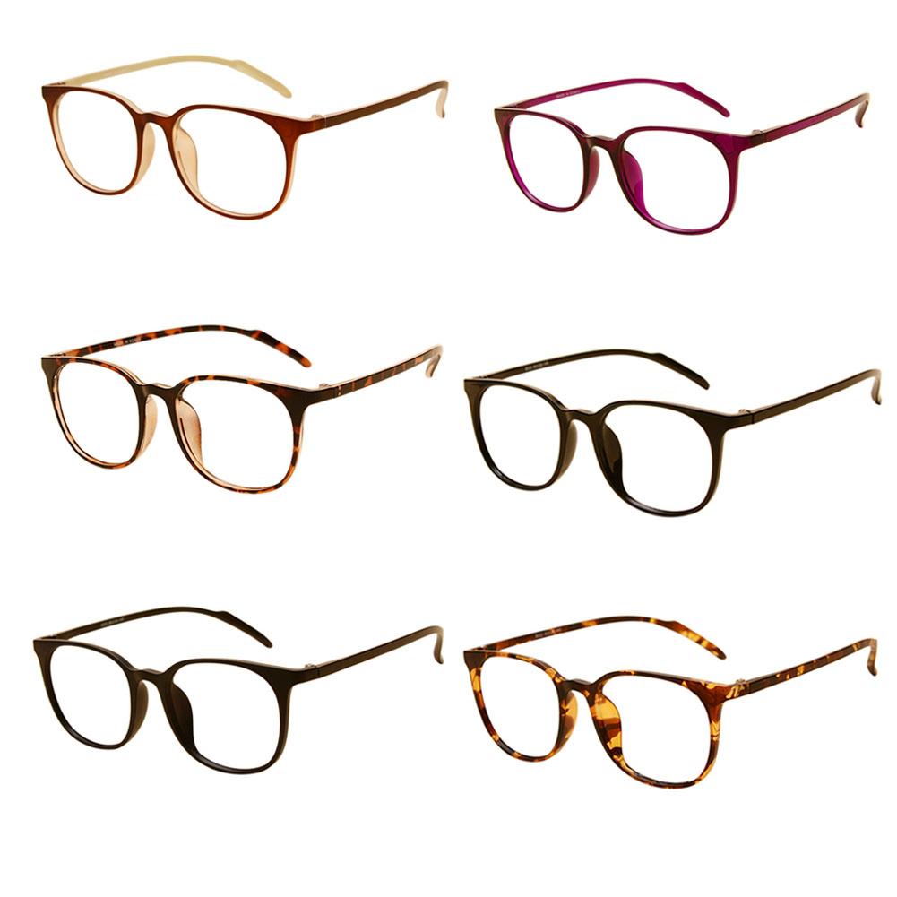 Ovaler Rahmen Schüler Kurzsichtigkeit Brille TR90 Kurzsichtig ...