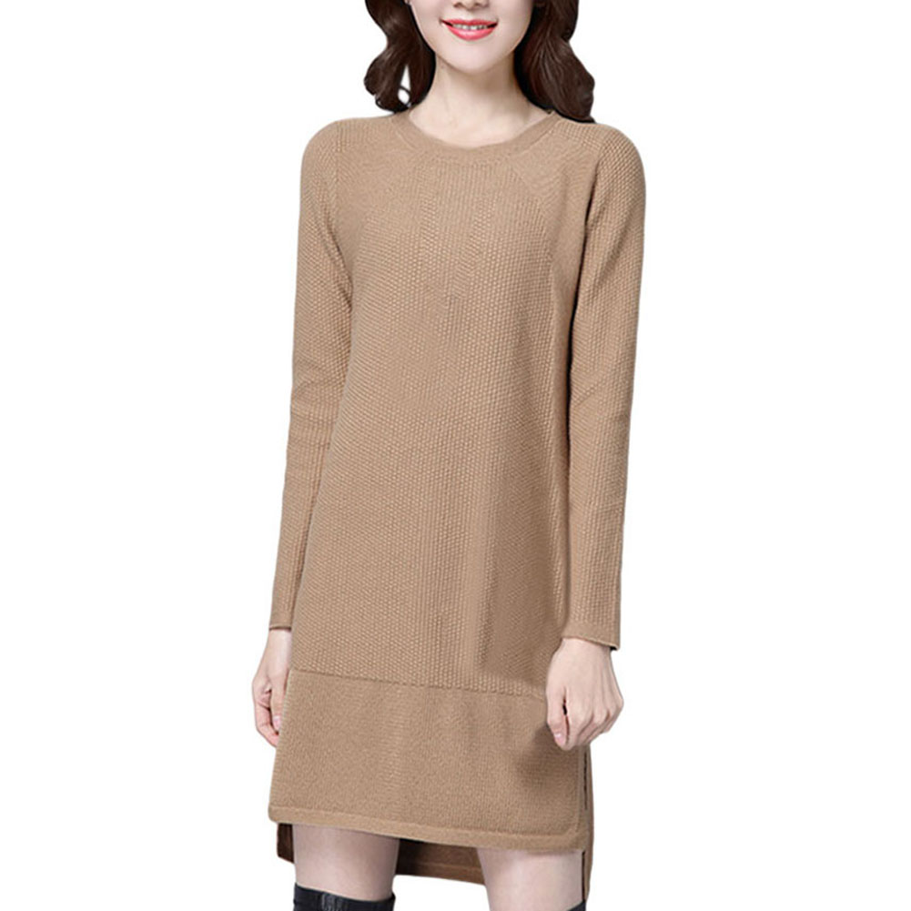 Women's Autumn/Winter New Look Long Sleeve Knit Jumper Ladies ...