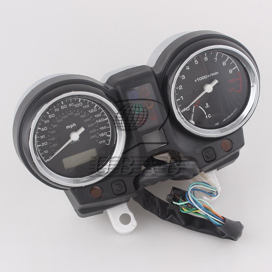 Speedometer Tachometer Meter For Honda Hornet 900 CB900 CB919F 02-2007