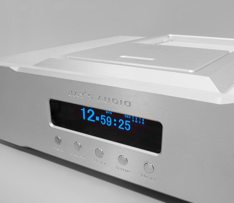 Jay S Audio Cdt 2 Mk2 Audiophile Cd Transport Player Hi Fi