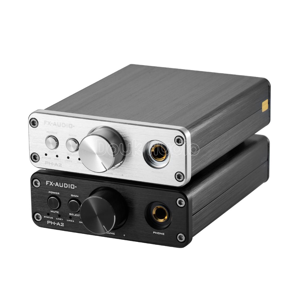 Tpa6120 Hifi Portable Headphone Amplifier Mini Stereo