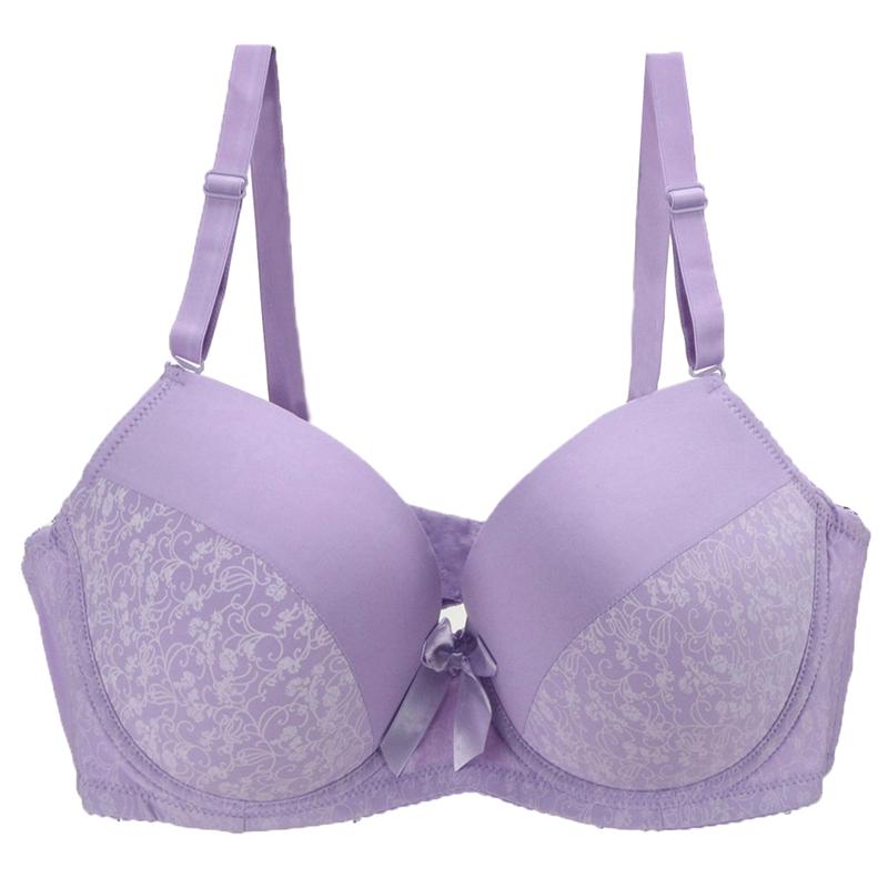 F bonnets Rembourré Push Up Bra Soutien-gorge lingerie Femmes Plus Taille 38-50 C-D-DD-E