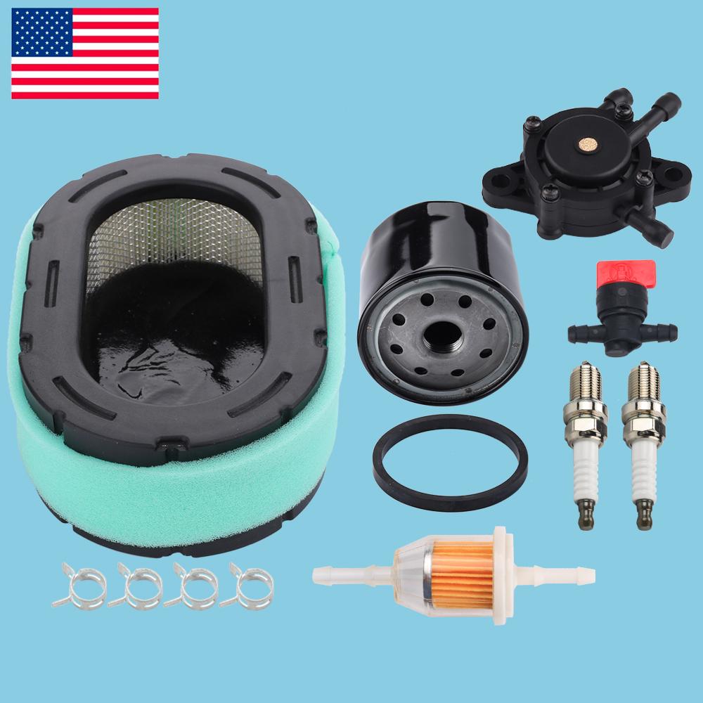 Air Oil Filter Fuel Pump Clamps For Kohler KT715 KT725 KT730 KT735 32-083-09-S