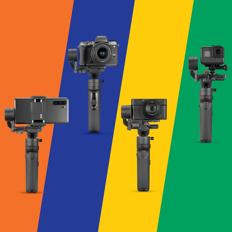 Zhiyun Crane M2 Stabilizer Schwebestative Gimbal Sony Panasonic Vs Dji Feiyu
