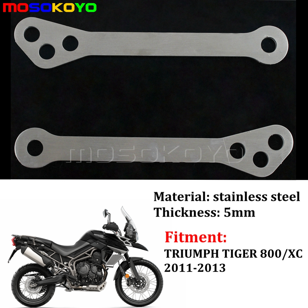Soupys Performance Tiger 800XC Lowering Links Kit All Years