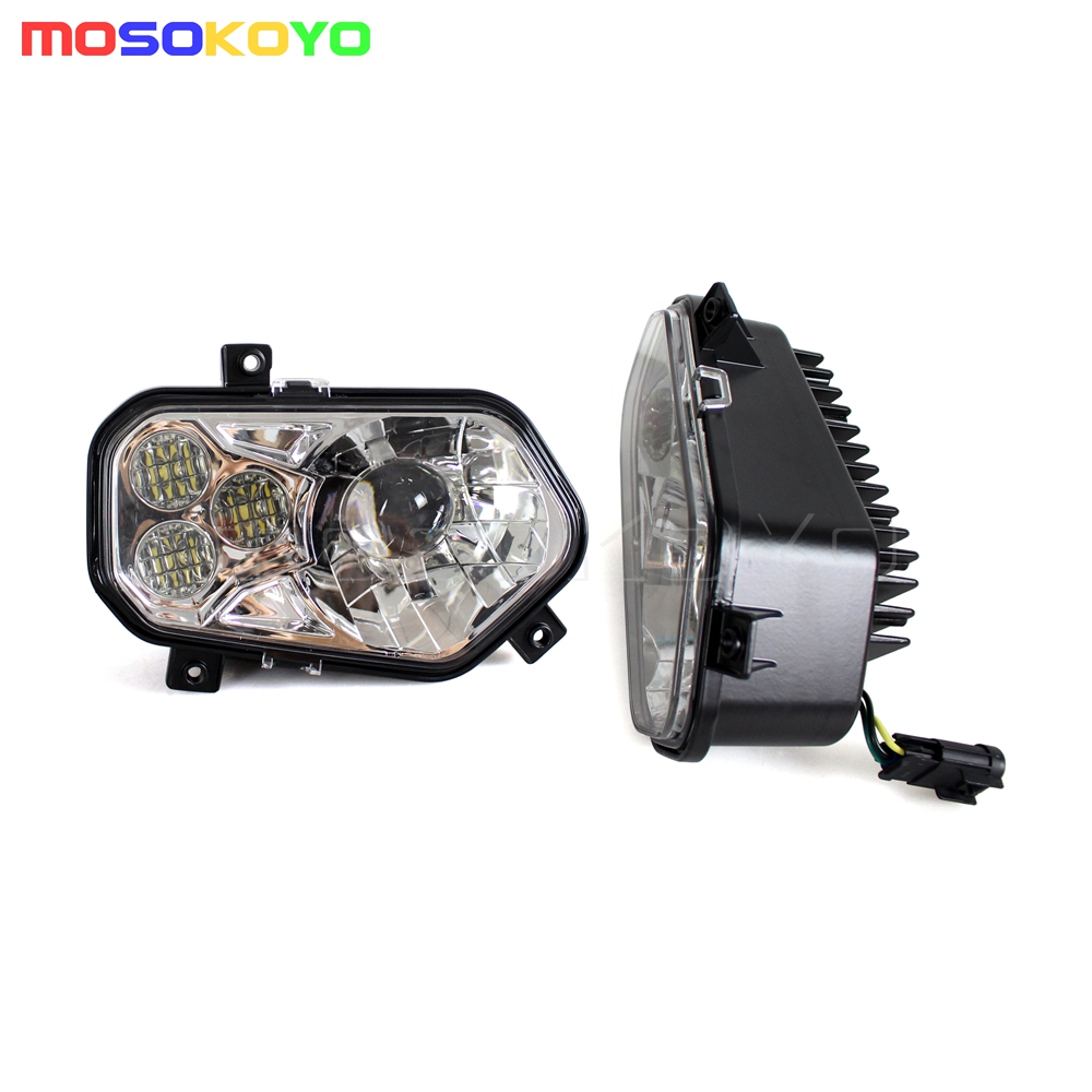 Led Conversion Headlight Kit For 2012 2013 Sportsman