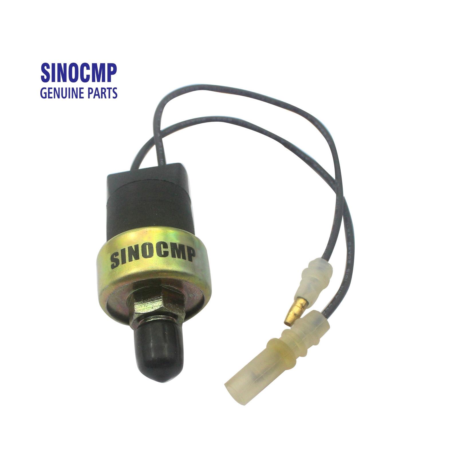 New Oil Pressure Sensor for Hitachi Excavator EX200-2 EX200-3 EX300-3 4259333