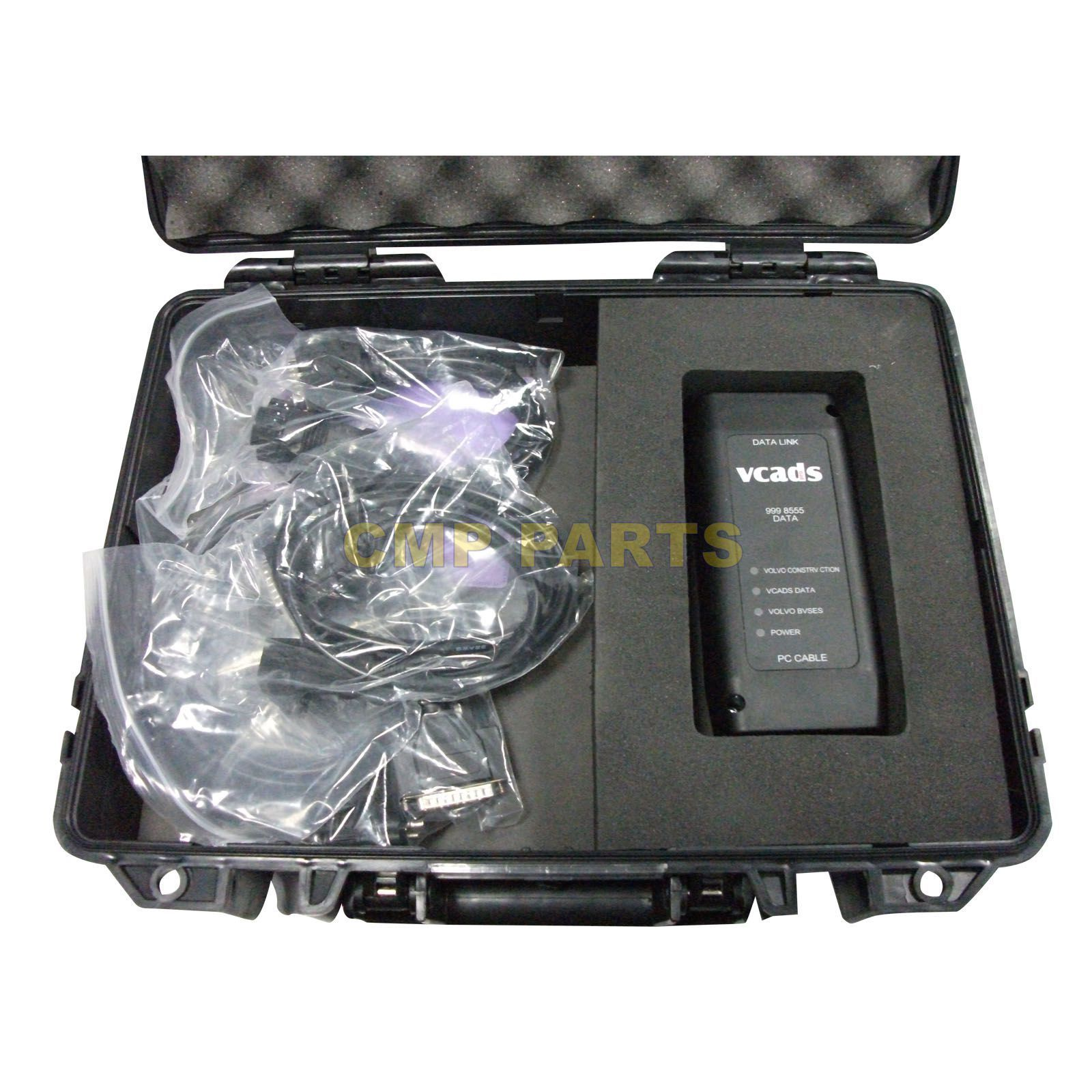 2ed0d1504edf Details about 9998555 Volvo excavator engine diagnostic tool scancer with  multiple language