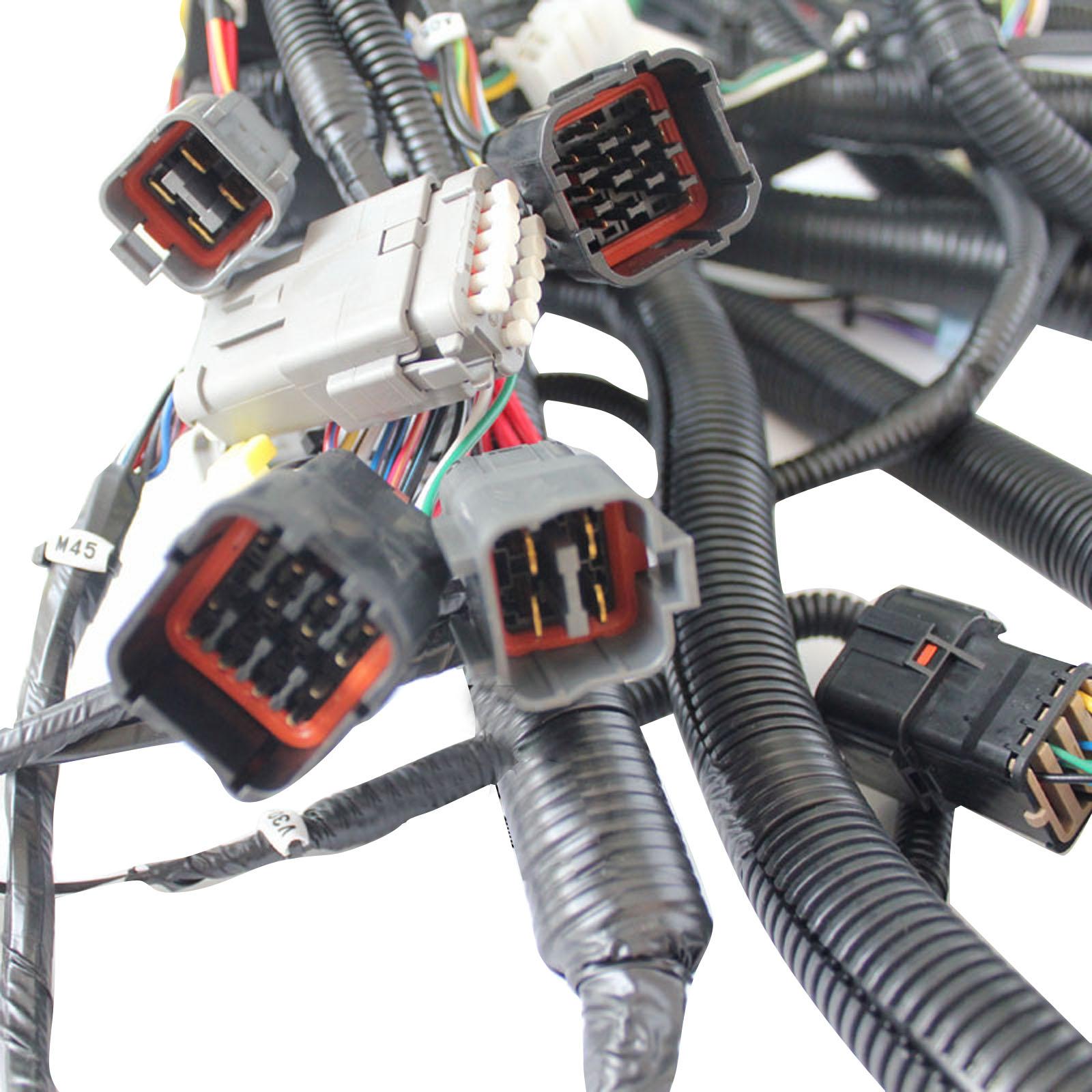 208-06-71510 internal cabin wiring harness for komatsu excavator pc400-7  pc450-7