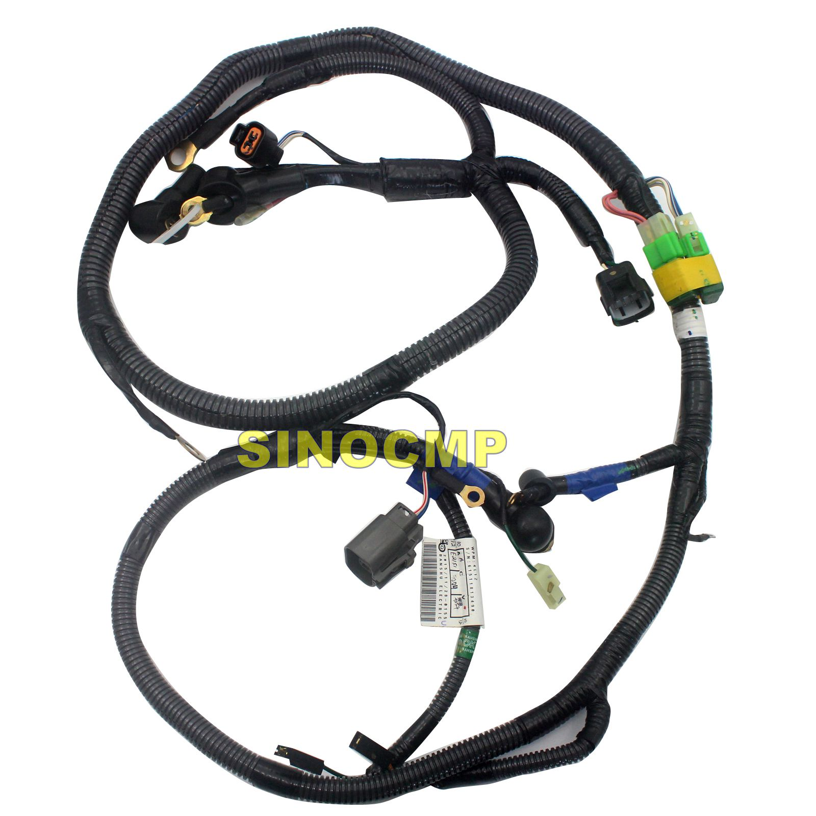 Engine Wiring Harness Yn14e01050p1 For Kobelco Sk220 6e Sk220lc Automotive Excavator