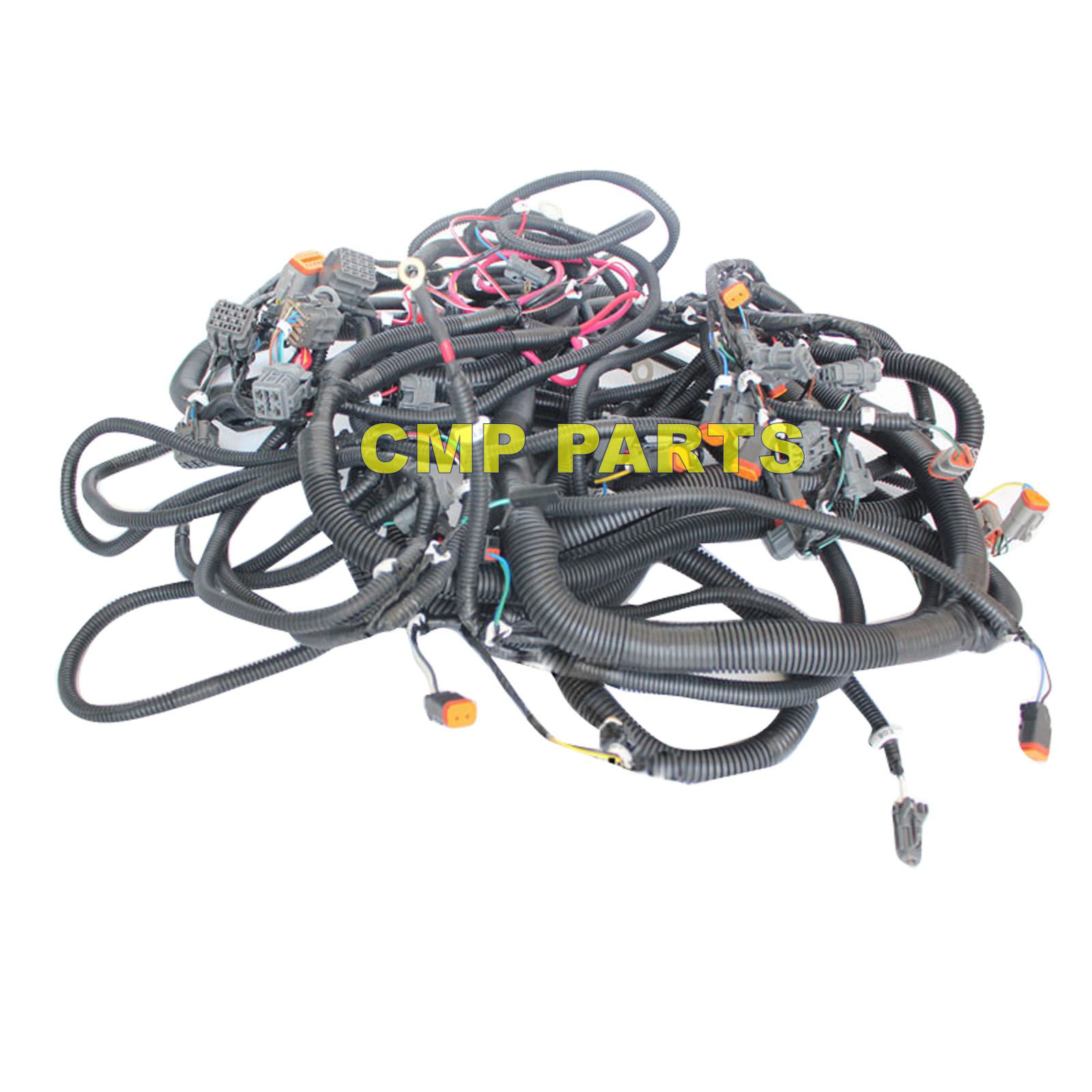y external wiring harness old for komatsu excavator you also like