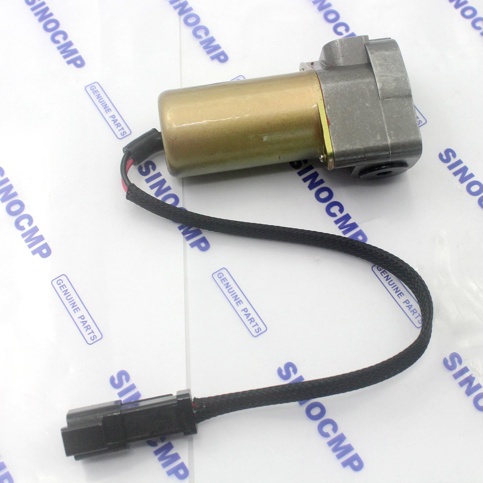 Solenoid Valve Ass/'y 702-21-07610 For Komatsu PC130-8 PC300-8 PC400-8 Excavator