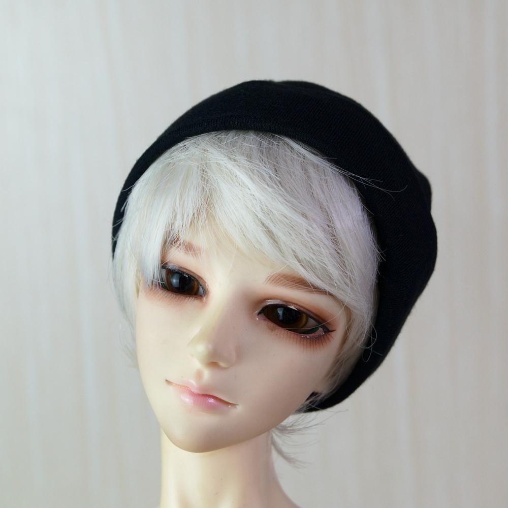 "Black Jazz Hat Cap For BJD 1//3 24/"" 60cm SD AOD AS Luts DD dollfie Photograph"