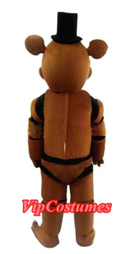 five nights at freddys mascot costume fnaf freddy fazbear halloween cosplay q1