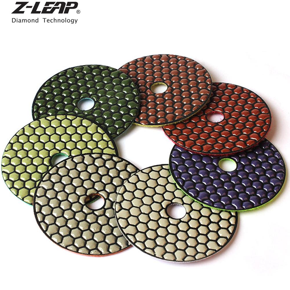 17 Sponge Fine Polishing Pad Stone Floor Cleaning /& Buffing Pads 3000 Grit