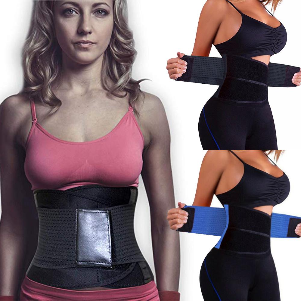 faja delgazamiento entrenador de la cintura para perdir peso para mujeres