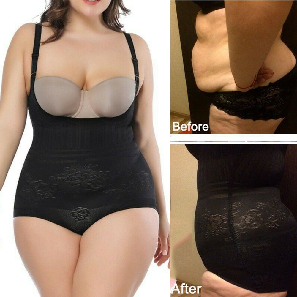 Extra Firm Control Panty Girdel in Black Northern Lingerie comfortable Control