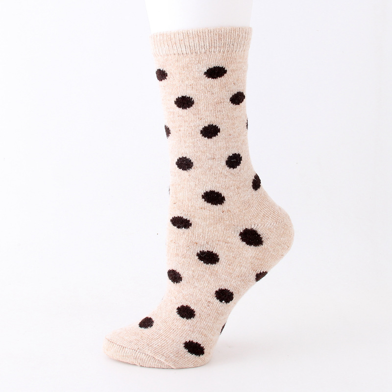 5 pairs 90/% Cashmere Wool Pure Soft comfortable Women//Girls Socks-Luxury Warm
