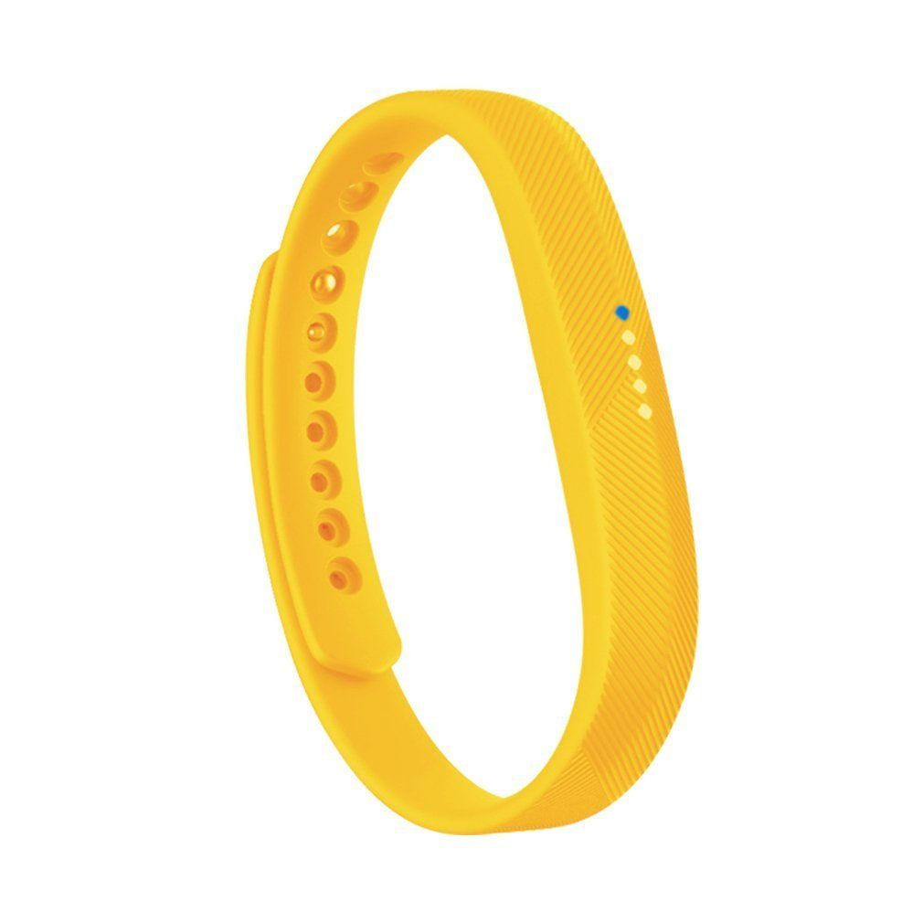█Replacement Wrist Band Silicon Strap Bracelet+Buckle For Fitbit flex 2 Size S//L