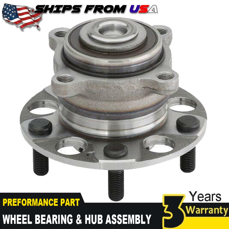 Rear Wheel Hub Bearing Assembly RH Or LH For 09-14 Acura