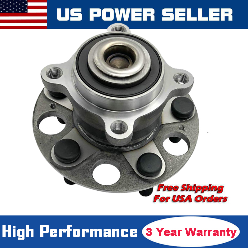 Rear Wheel Bearing & Hub For 2009 2010 2011 2012 2013 2014