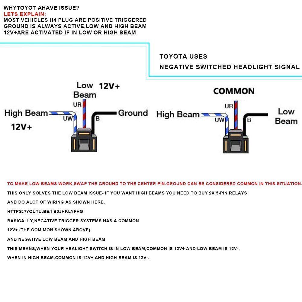 H6024 Sealed Beam Wiring Diagram. H6054 Wiring Diagram, H4666 Wiring on h6054 wiring diagram, h4656 wiring diagram, h4666 wiring diagram,