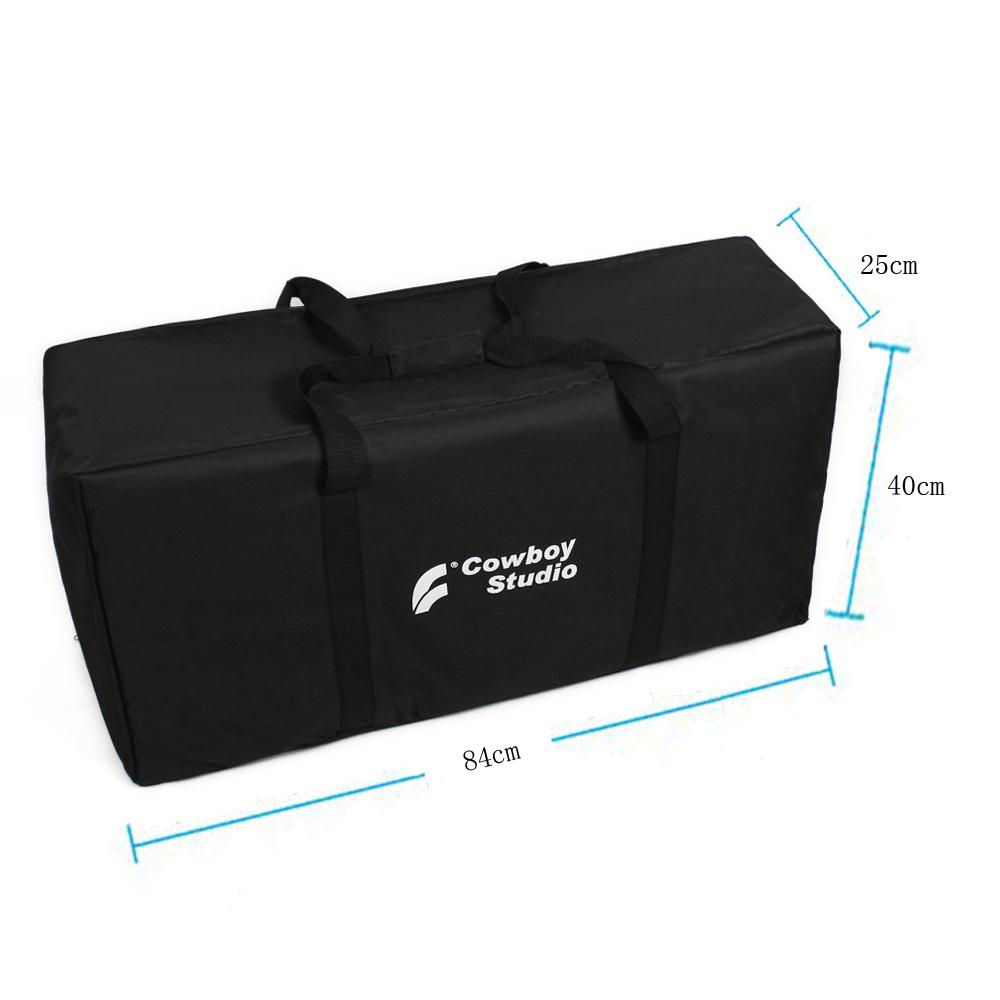 Studio Lighting Carry Case: Lagrge Photography Travel Carry Case Bag For Studio
