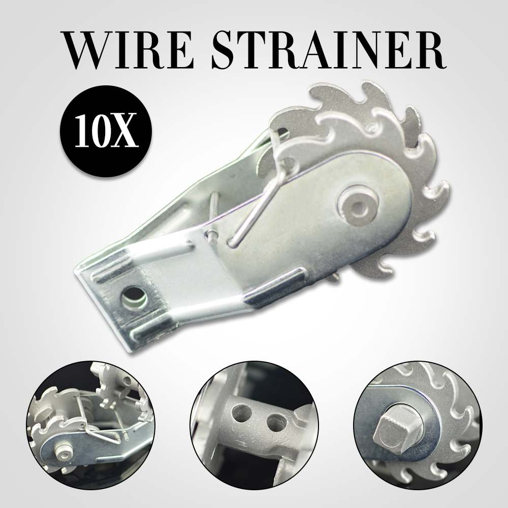 Contemporary Fence Wire Tensioner Twitch Photo - Electrical Diagram ...