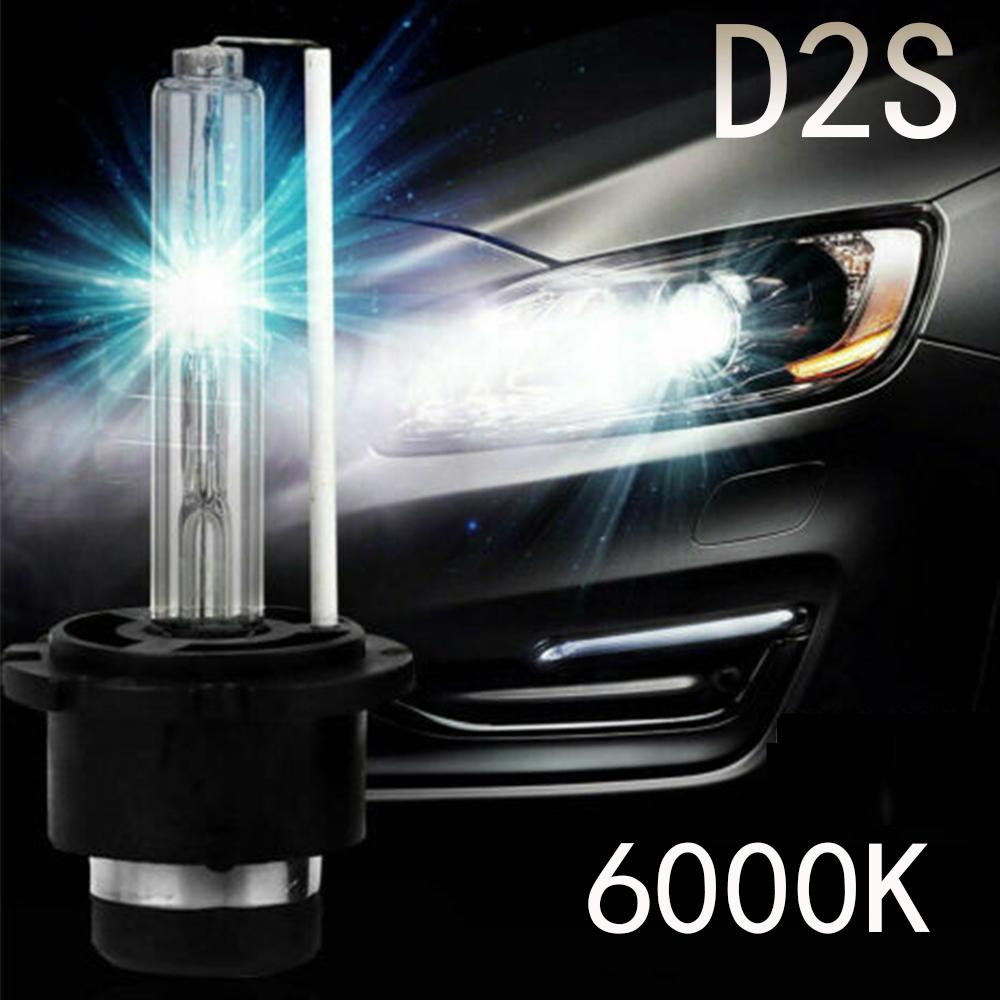 Newest D2S D2C D2R HID Headlight Replacement Conversion Bulb Xenon KIT 6000K S2