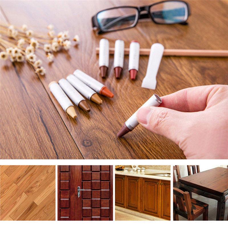 Floor Doors Wood Wax Stick Touch Up