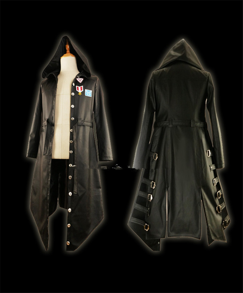 Details About Pubg Playerunknowns Battlegrounds Cosplay Cloak Trench Coat Costume Jacket Game