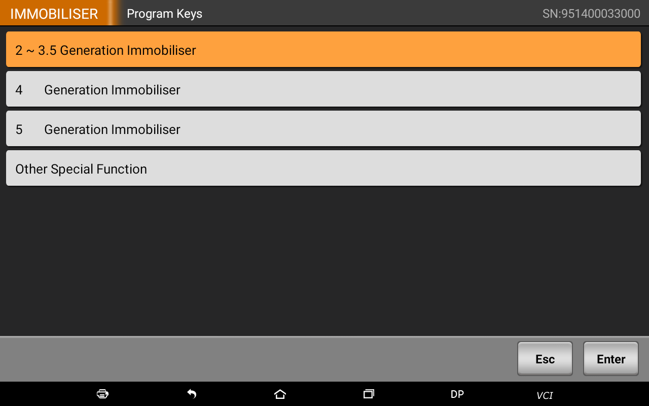 Details about OBDSTAR X300 DP PLUS key programming all key lost add/erase on