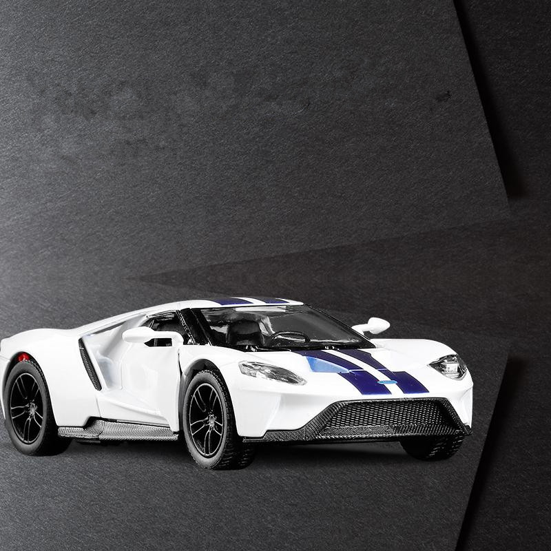 Image Is Loading  Ford Gt   Model Cars Toys