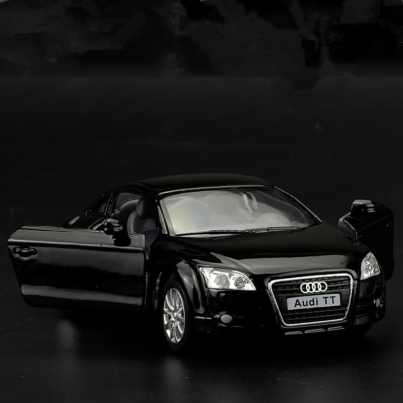 Image Is Loading Audi TT Model Cars Toys 1 32 Open