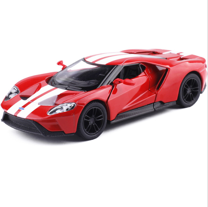 Image Is Loading  Ford Gt   Model Cars Toy