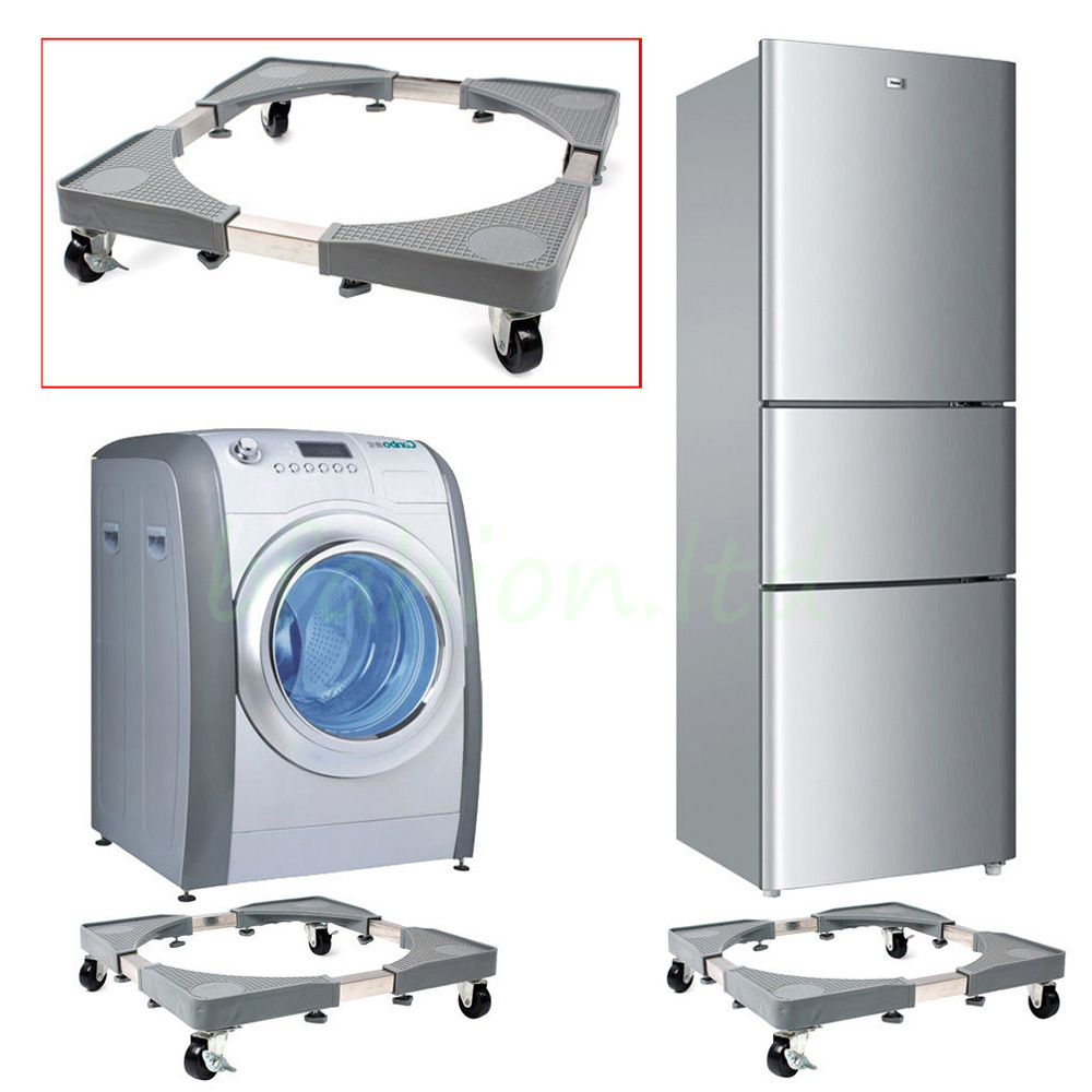 Uncategorized Kitchen Appliance Wheels appliance trolley ebay universal wheels roller fridges fridge freezer refrigerator