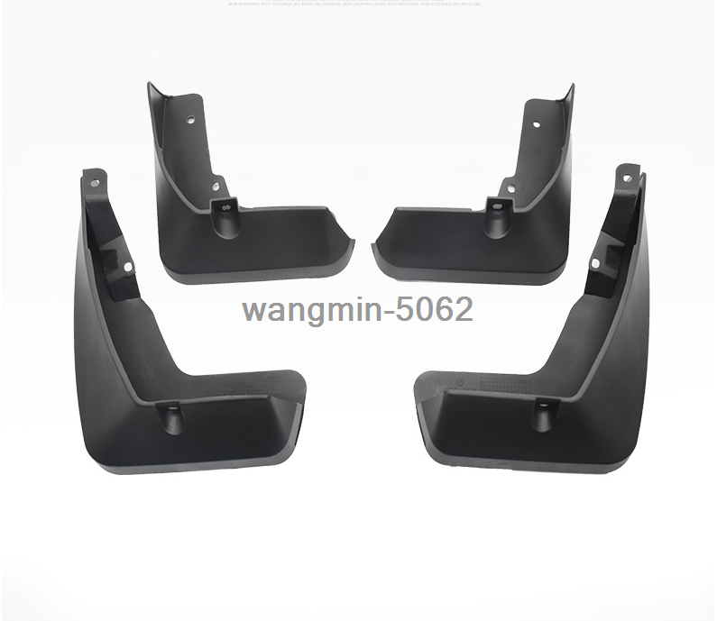 FIT FOR Acura RDX 2019 ABS Splash Guards Mud Flaps Mud