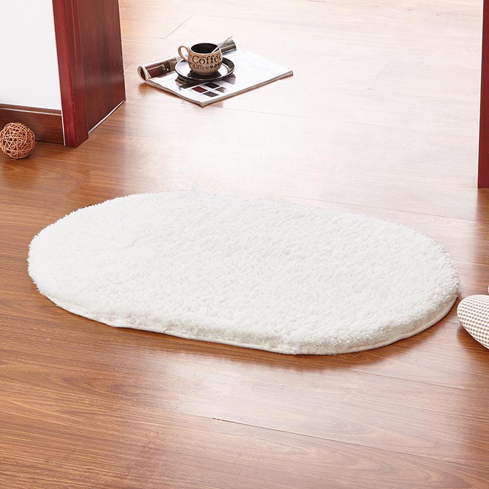 Non-slip Absorbent Soft Memory Foam Bath Bathroom Bedroom Floor ...