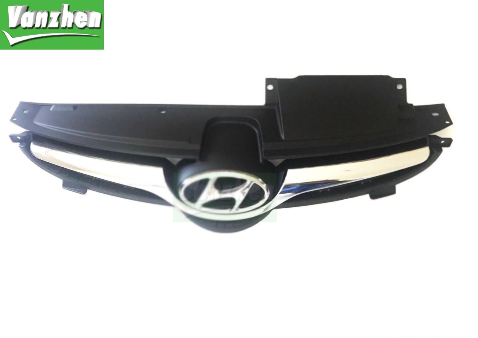 2019 Grille Front Bumper Fit For Car Hyundai Elantra Sedan 2014 2015