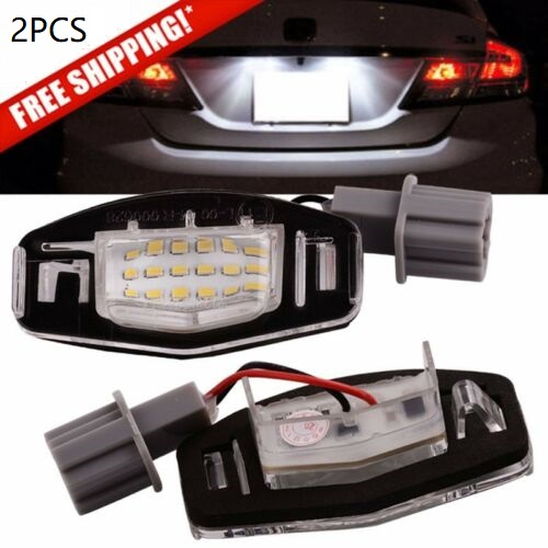 2x Direct Fit For Acura TL TSX MDX Honda Civic Accord 18