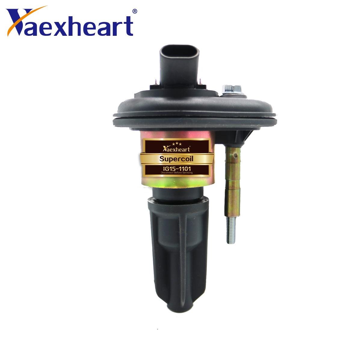 Ignition Coil Trailblazer: 6PCS Ignition Coil Cassette For 02-05 Chevy Trailblazer